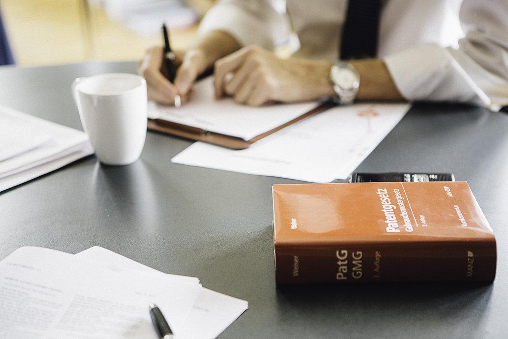 Weiser Patentgesetz Gebrauchsmustergesetz PatG GMG